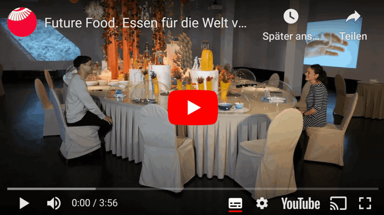 Future Food Ausstellung: Essen für die Welt von morgen