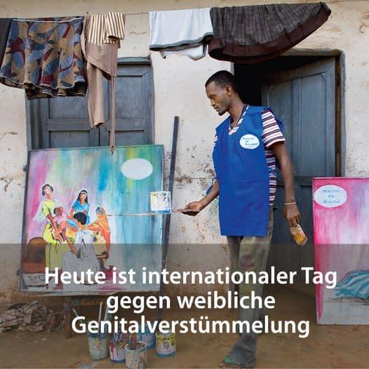 In Äthiopien ist Genitalverstümmelung zwar offiziell verboten, leider braucht es…